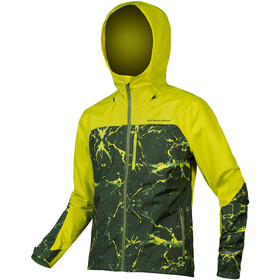 Endura SingleTrack Jacket Men bilious green